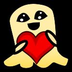 :flan_heart: